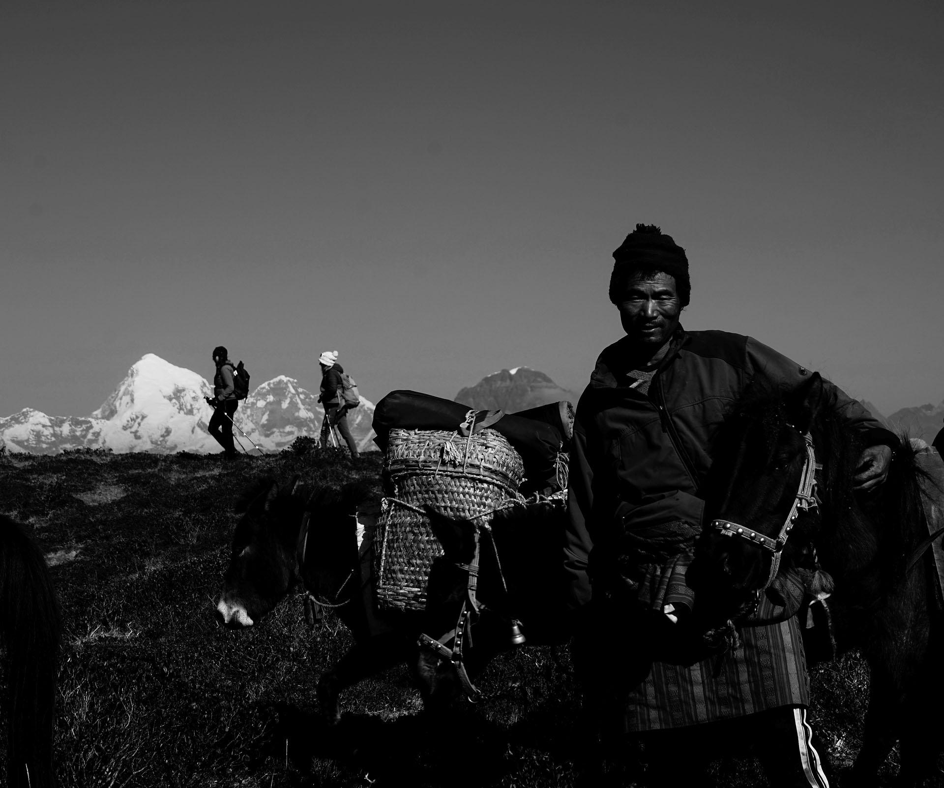Bhutan – Chomolhari Juniper Trek