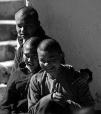 Bhutan – Junge Mönche